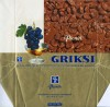 Griksi, milk chocolate with raisins and wafer with rum flavoured, 100g, 1970, Pionir, Subotica, Serbia