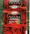 Arriba 70%, dark chocolate, 2007, Rausch, Berlin, Germany