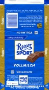 Ritter sport, milk chocoate, 100g, 10.2003, Alfred Ritter GmbH & Co. Waldenbuch, Germany