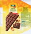 Dietetic full cream milk-nut chocolate with fructose, 100g, 27.07.2006, Schneekoppe Gmbh& Co. KG, Seevetal, Germany