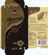 Aerated dark chocolate, 75g, 13.05.2014, Spartak JSC, Gomel, Republic of Belarus