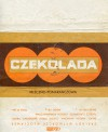 Milk orange chocolate, 100g, about 1972, Spolem, Poland