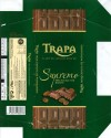 Supremo, milk chocolate with raisins, 100g, Trapa, San Isidro de Duenas, Spain
