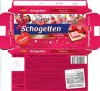 White chocolate with cherry flavoured, 100g, 04.2012, Trumpf Schokoladenfabrik GmbH, Aachen, Germany