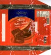 Filled chocolate, 100g, 01.2006, Wawel, Krakow, Poland