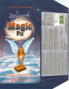 Magic Fly, aerated milk chocolate, 100g, 01.2004