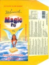 Magic Fly, aerated white chocolate, 100g, 06.06.2003