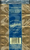 Milk chocolate, Square, 10,5g, 08.2006, J.H.Whittaker & Sons Ltd, Porirua, New Zealand