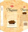 Nugana, whole milk chocolate of superior quality with delicate fondant nougat, 100g, 26.03.2003, Zetti, Zeitz, Germany