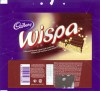 Wispa, air milk chocolate, 87g, 06.10.2004, Cadbury Chudovo, Russia