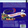Cadbury fruit and nut, milk chocolate with raisins and nuts, 95g, 25.06.2008, Cadbury Chudovo, Russia