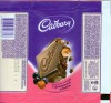 Milk chocolate with nuts and raisins, 80g, 26.02.2009, OOO Dirol Cadbury, Chudovo, Velikij Novgorod, Russia