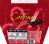 Confina, bittersweet chocolate, 100g, 11.2003