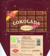 Plain chocolate for cooking, 150g, 17.01.1997, Jacobs Suchard a.s., Bratislava, Slovakia