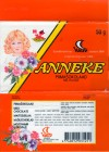 Anneke, milk chocolate, 50g, 06.1996