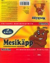 Mesikapp, milk chocolate with wafer, 100g, 09.1999