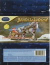 Joulusokolaad, milk chocolate with cornflakes, 100g, 09.2001 