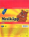 Mesikapp, milk chocolate with wafer, 100g, 16.11.2005, Kalev, Lehmja, Estonia