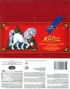 Kalev, milk chocolate with hazelnuts, fruit pieces and rice crisp, 100g, 02.2006, Kalev, Lehmja, Estonia