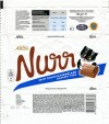 Nurr, milk chocolate, 50g, 26.05.2011, AS Kalev Chocolate Factory , Lehmja, Estonia