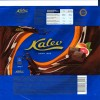 Kalev dark chocolate with grapefruit, 100g, 11.10.2011, AS Kalev Chocolate Factory, Lehmja, Estonia