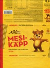 Mesikapp, milk chocolate with wafer, 300g, 23.04.2014, AS Kalev, Lehmja, Estonia