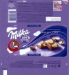 Milka, Alpine milk chocolate with white chocolate, 100g, 13.01.2008, Kraft Foods Manufacturing GmbH & Co.KG, Bremen, Germany