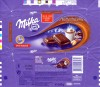 Milka, milk chocolate with Alpine milk and amaretto-cacao cream filling, 100g, 01.05.2006, Kraft Foods Manufacturing GmbH & Co.KG, Lorrach, Germany